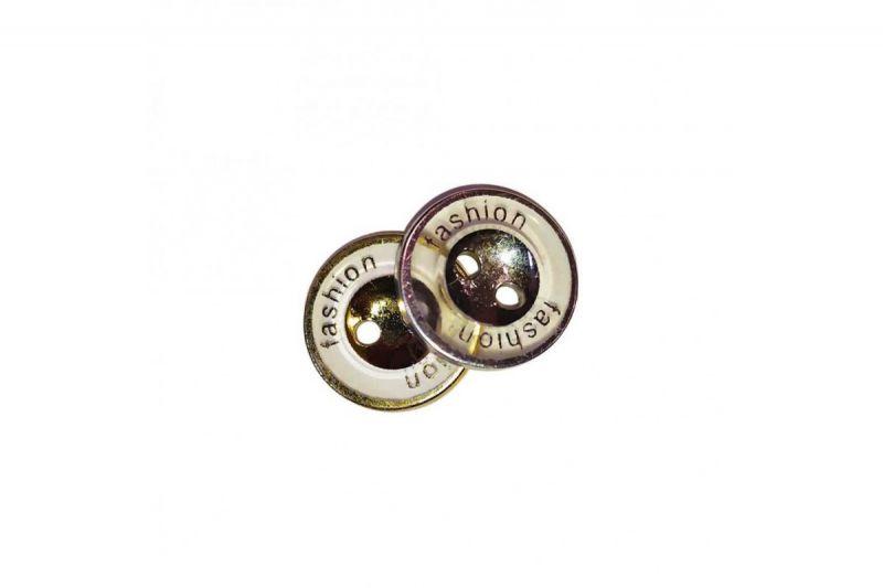 Пуговица рубашечная №K286-3 золото