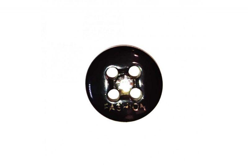Пуговица рубашечная №K332-2 черный