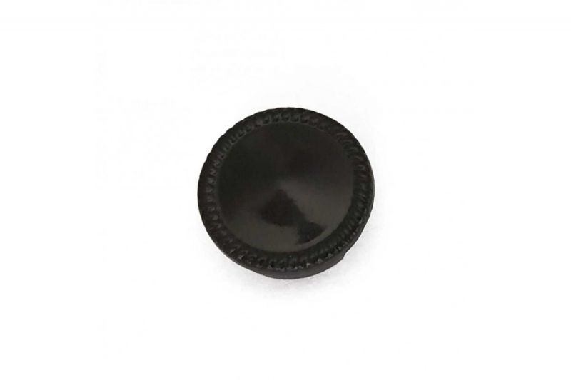 Пуговица рубашечная №K333-12 черный